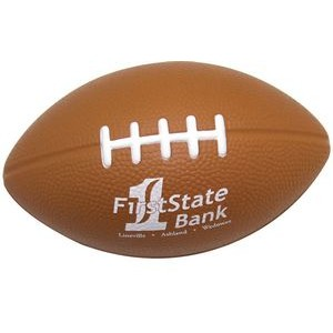 "Football Squeezies® Stress Reliever (5""x3"")"