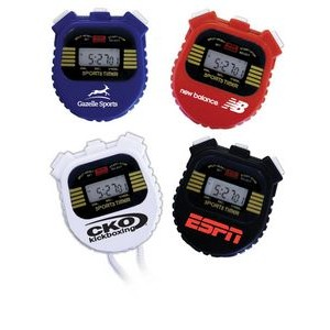 Digital Stop Watch with Chronometer & Alarm - $3.00
