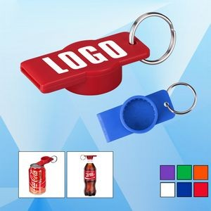 Bottle Opener with Key Holder