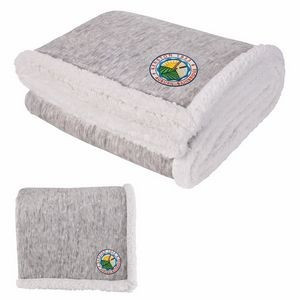 Good Value® 2-Tone Sherpa Blanket