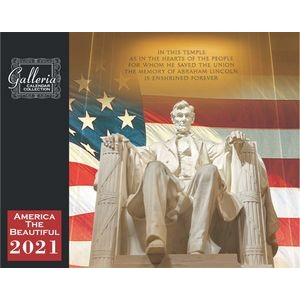 Galleria Wall Calendar 2020 America The Beautiful ((SOLD OUT) )