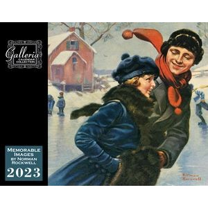 Galleria Wall Calendar 2020 Memorable Images Of Norman Rockwell (Low Price )