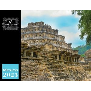 Galleria Wall Calendar 2020 Scenes Of Mexico (Spanish/English) (Low Price )