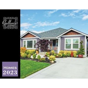 Galleria Wall Calendar 2020 Homes (SOLD OUT)
