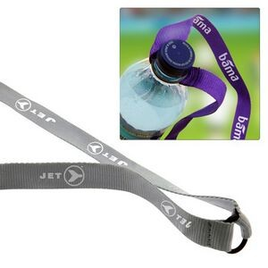 Basic Water Bottle Holder Lanyard (Direct Import - 8-10 Weeks Ocean)