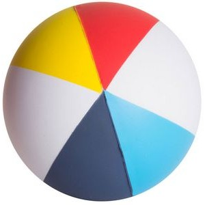 Beach Ball Stress Ball