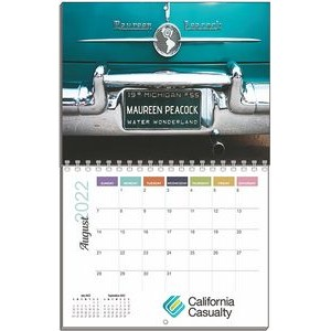 "Name Personalized Wall Calendars (11""x17"")"