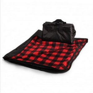 Picnic Blanket - Fleece With Waterproof Shell