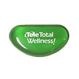 COLORFUL Small Gel Wrist Rest - Green